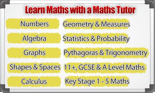 maths tutor harrow